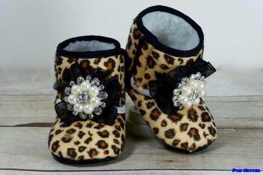 Baby Shoes Design Ideas screenshot 3