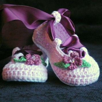 Baby Shoes Fashionable poster