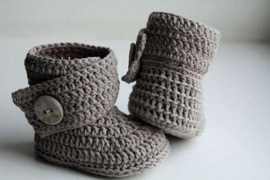 Baby Shoes Fashionable screenshot 1
