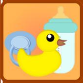 Baby Shop Games icon