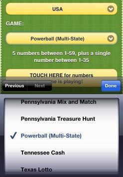 Smarter Quick Pick apk screenshot