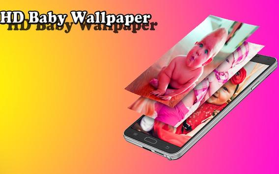 HD Baby Wallpaper poster