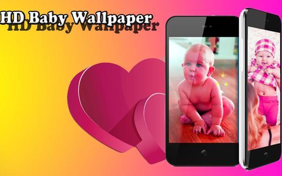 HD Baby Wallpaper screenshot 1