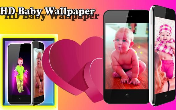 HD Baby Wallpaper screenshot 2