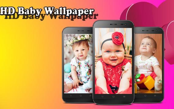 HD Baby Wallpaper screenshot 3