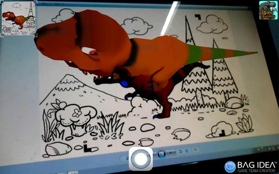 DinoPaintingAR screenshot 4