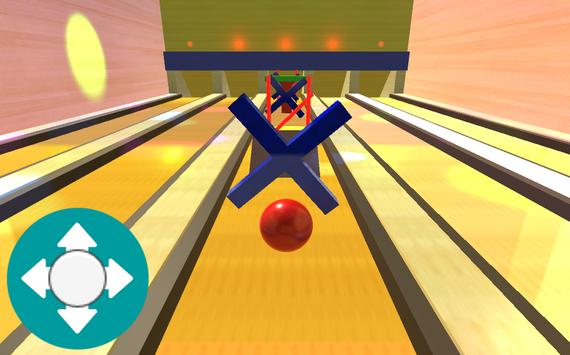 Insane Bowling 3D apk screenshot