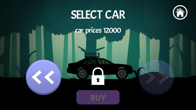 Bad routes Elastic car apk screenshot