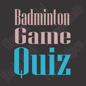 Badminton Quiz icon