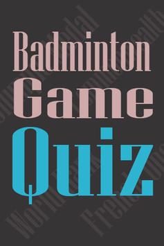 Badminton Quiz screenshot 4
