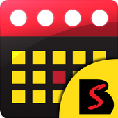 Year View - 12 Month Calendar icon