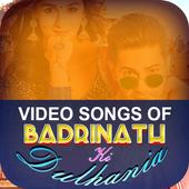 Songs of Badri Ki Dulhania icon
