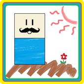 Jump! Mr. Rect icon
