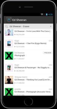 Ed Sheeran Eraser poster