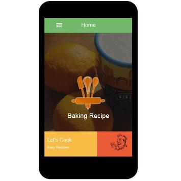 Baking Recipes poster