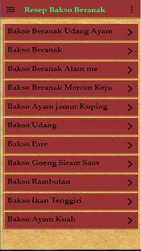 Resep Bakso Beranak screenshot 5