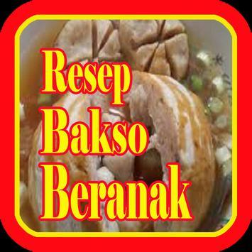 Resep Bakso Beranak poster