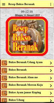 Resep Bakso Beranak screenshot 1