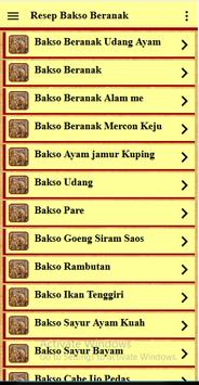 Resep Bakso Beranak screenshot 27