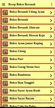 Resep Bakso Beranak screenshot 3