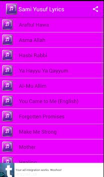Sami Yusuf Islamic Music screenshot 1