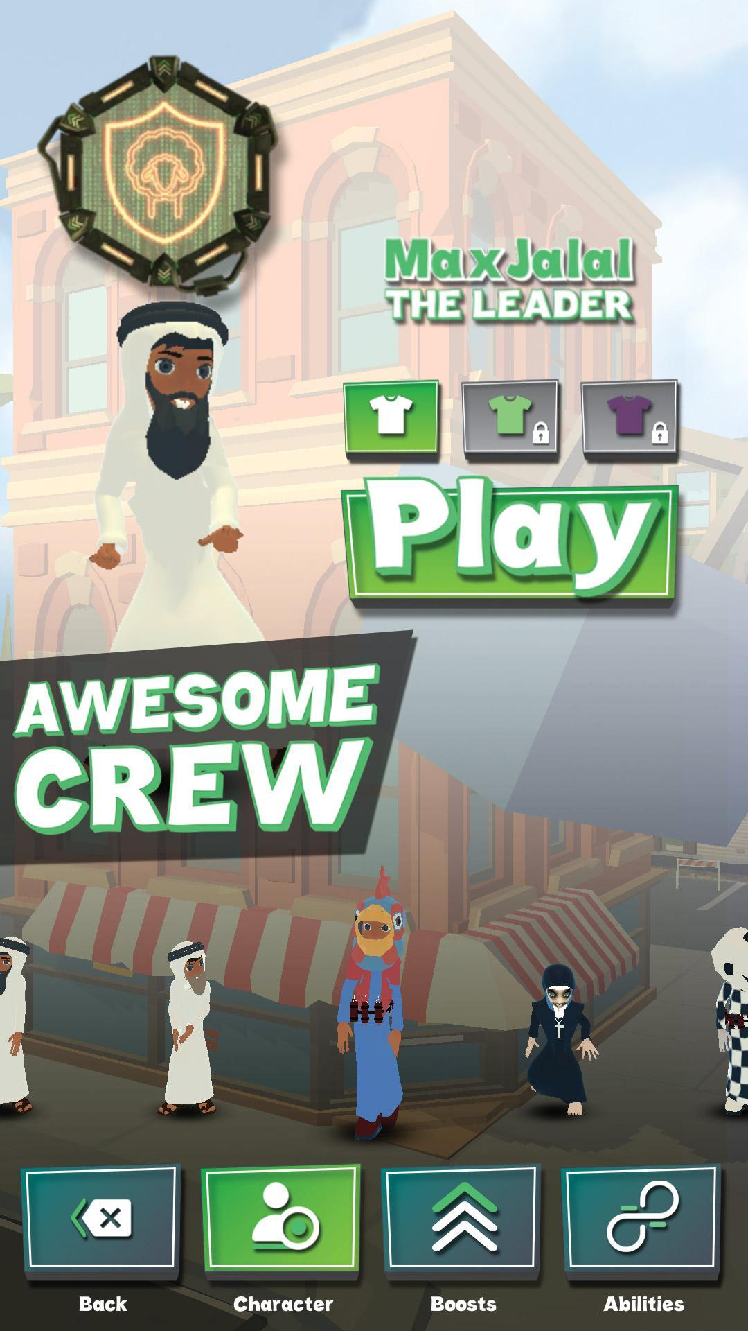 Jalal's Run - World Party for Android - APK Download