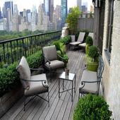 Balcony Design Ideas icon