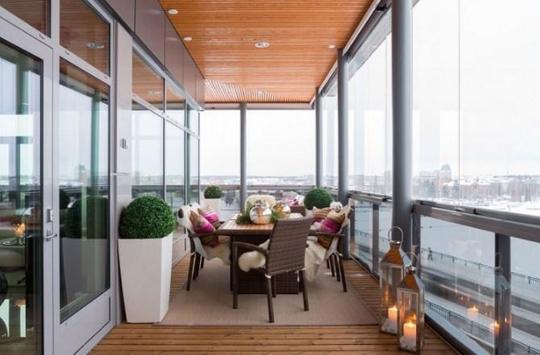 Balcony Design Ideas screenshot 3