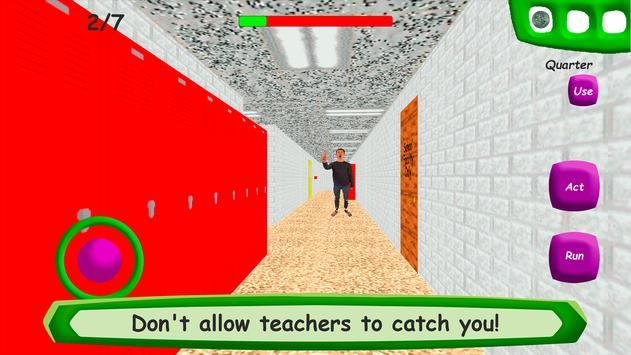Baldi's Basics in Education screenshot 6