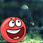 Red Bouncing Ball 3 icon