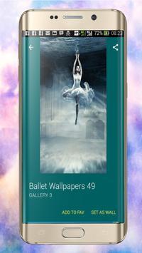 Ballet Wallpapers screenshot 2