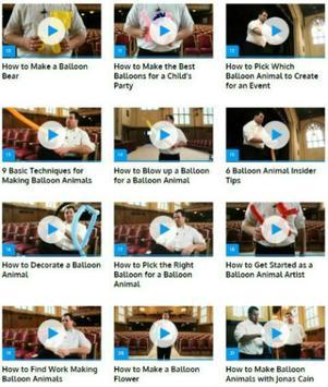 Balloons Animals screenshot 1