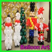 Balloon Art icon