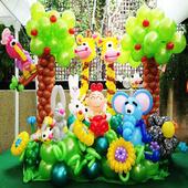 Balloon Decoration icon