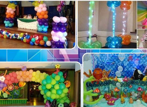 Balloon Decoration screenshot 1