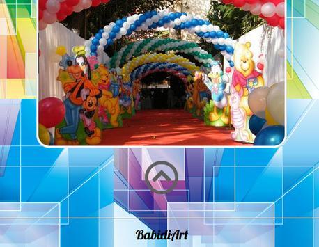 Balloon Decoration screenshot 2