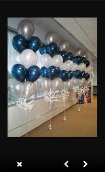 Balloon Decoration Ideas poster