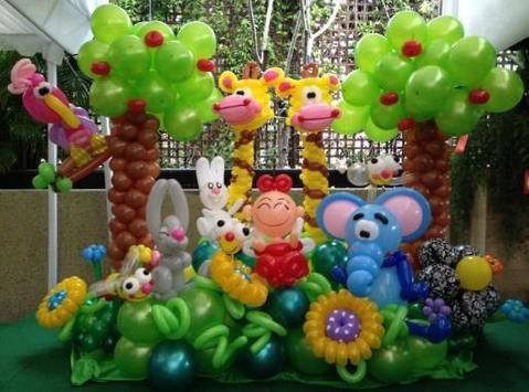 Balloon Decoration screenshot 4