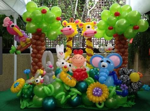 Balloon Decorations screenshot 6