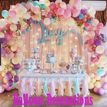 Balloon Decorations screenshot 8