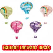 Balloon Lanterns Ideas icon