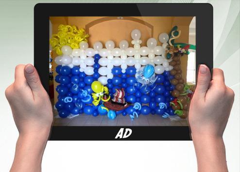 Ballon Decoration Ideas apk screenshot