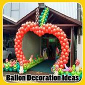Balloon Decoration Ideas icon