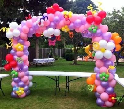 Balloon Decoration Ideas apk screenshot