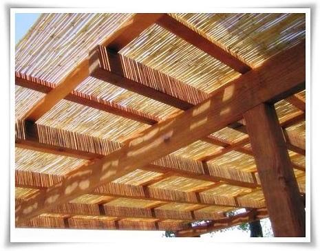 Bamboo Ceiling Design Pour Android