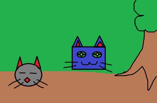 고양이 클리커게임 screenshot 1