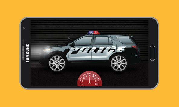 Toddler Police Jeep screenshot 1