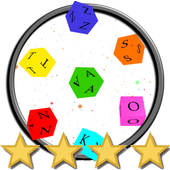 Colorful Cubes Rush icon