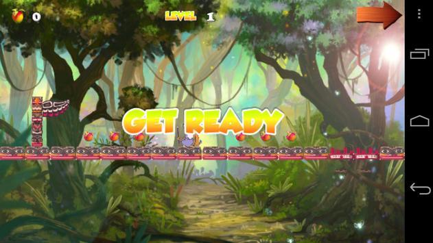 Bandicoot Adventure Game Crash apk screenshot