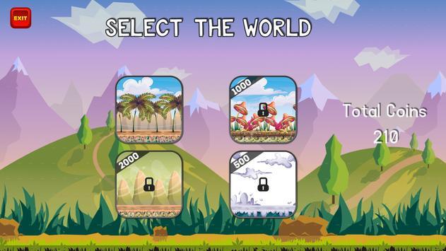bandicoot adventure run apk screenshot